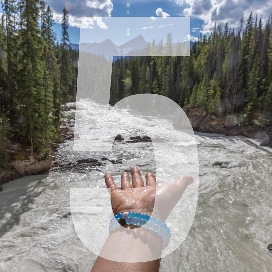Let water be your guiding force #livelokai  Only 5 days left to get the Water Lokai! Follow the link in our bio to get yours now.