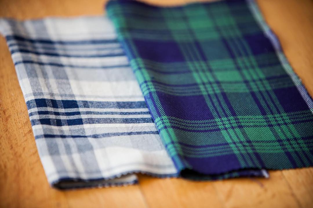 We have something much better than pumpkin spice coming this fall. #newstyles #plaid #flannel #madeinusa #pladra