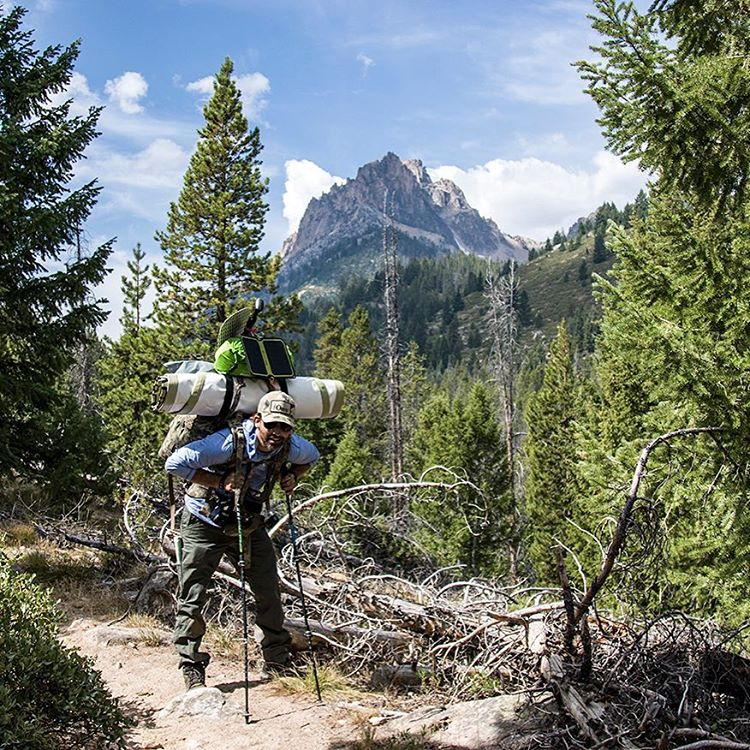 """  @grayoutdoors & @jax.berger   """"In nature and in life everything has a series of stages it takes on its journey. The life of most rivers begin high in the mountains where alpine lakes, fed from snow melt, meander down to create the headwaters to some..."""