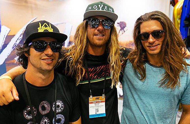 THE PROPS, designed by the boys of the Delta Force was premiered at Surf Expo last week.  Each of the guys will have their own signature color way, pick out your favorite and order today.  Available to the public January, 2017.  Pre order today to make...