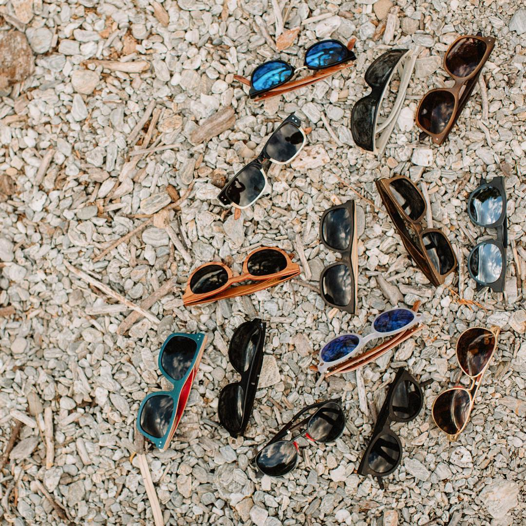 We promise you can never have too many pairs of sunglasses.  A portion of the proceeds from every eyewear purchase goes towards supporting Proof's Do Good Projects all over the world. We're headed to Uganda in November with @helpintl - enter for a...