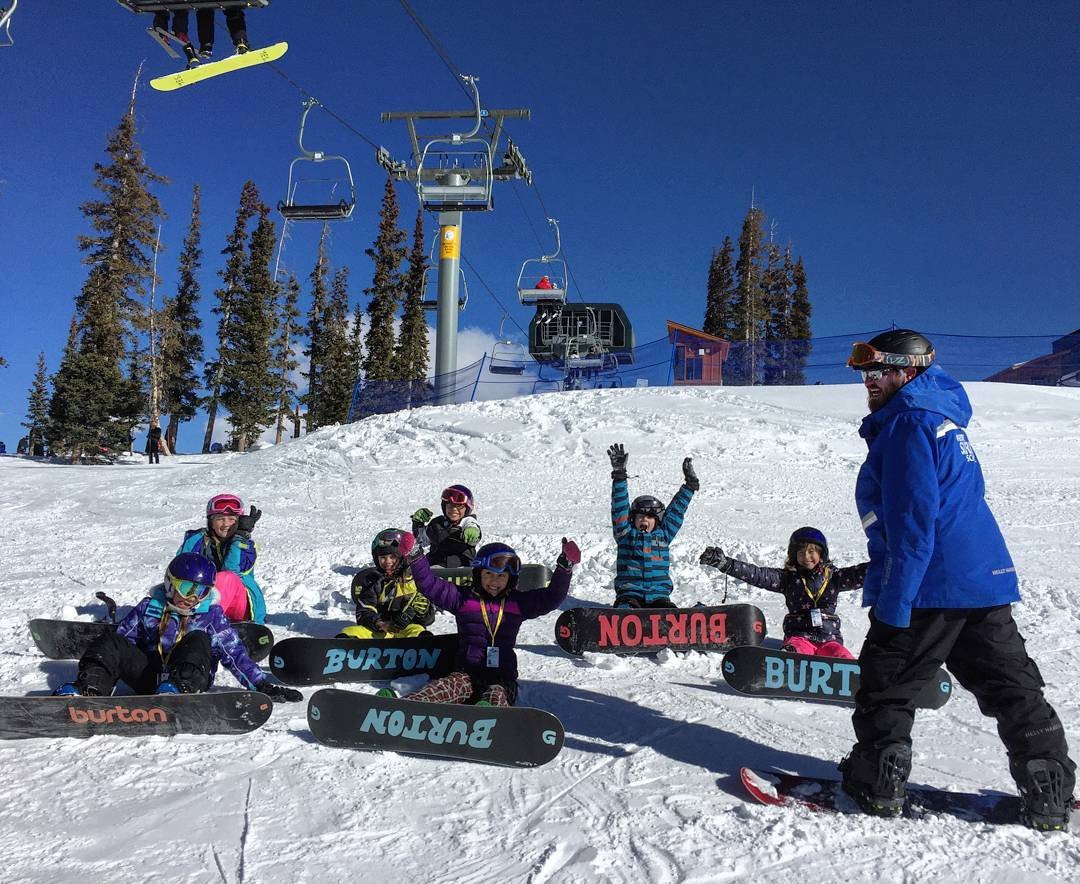 Summit County's year 1 registration starts tonight! Can't wait for another year of smiles and S turns at @keystone_resort and @breckenridgemtn