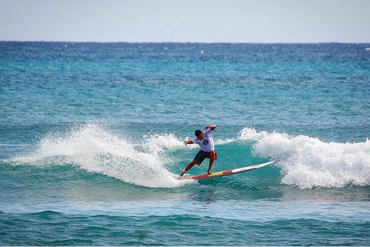 Today's cutback is brought to you by Team Rider @scottyfong | Photo:@kaitophoto #inspiredboardshorts