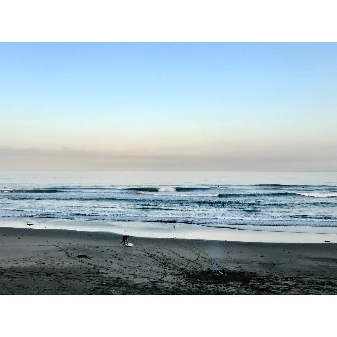 good morning OB #awesome #awesomesurfboards #OB #morningglass