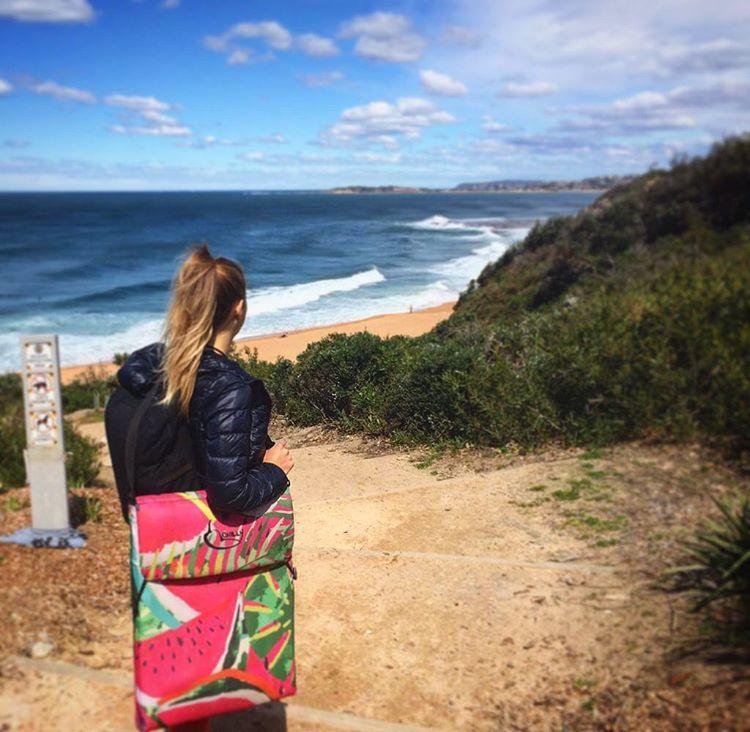 Hay días que el camino está marcado. Solo queda seguirlo y disfrutar lo que nos regala. #reposeraschilly #trancastyleliving #playa