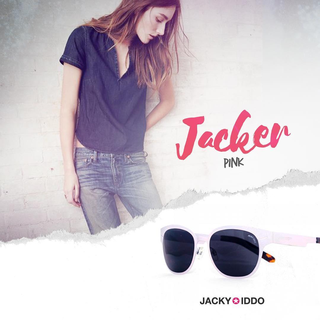 ✖︎ Jacker Pink ✖︎ #urban #look #style #urbanstyle #lentes #anteojos #gafas #sunglasses #jackyiddo #actitudjacky