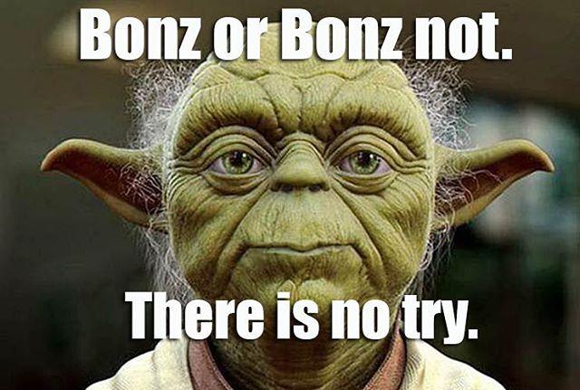 #bonzing