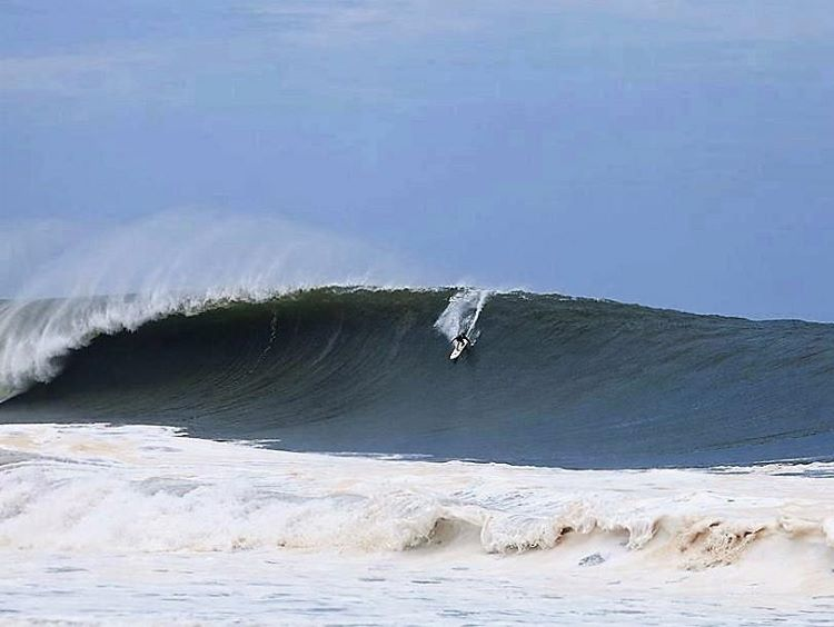 Mainland Mexico ~ Photo: Todd Glaser #surfing #mexico #drop