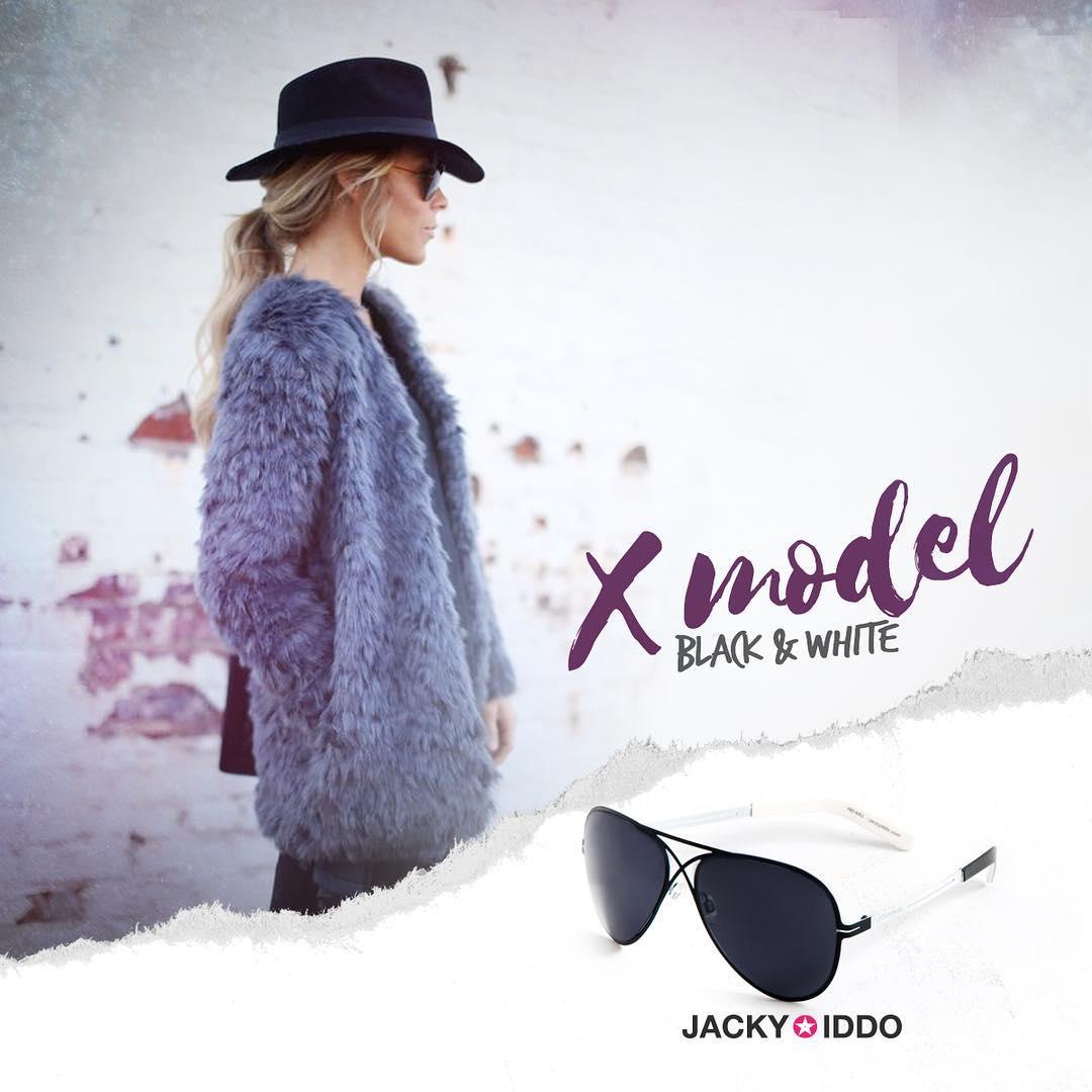 ✖︎ X Model Black & White ✖︎ #urban #look #style #urbanstyle #lentes #anteojos #gafas #sunglasses #jackyiddo #actitudjacky