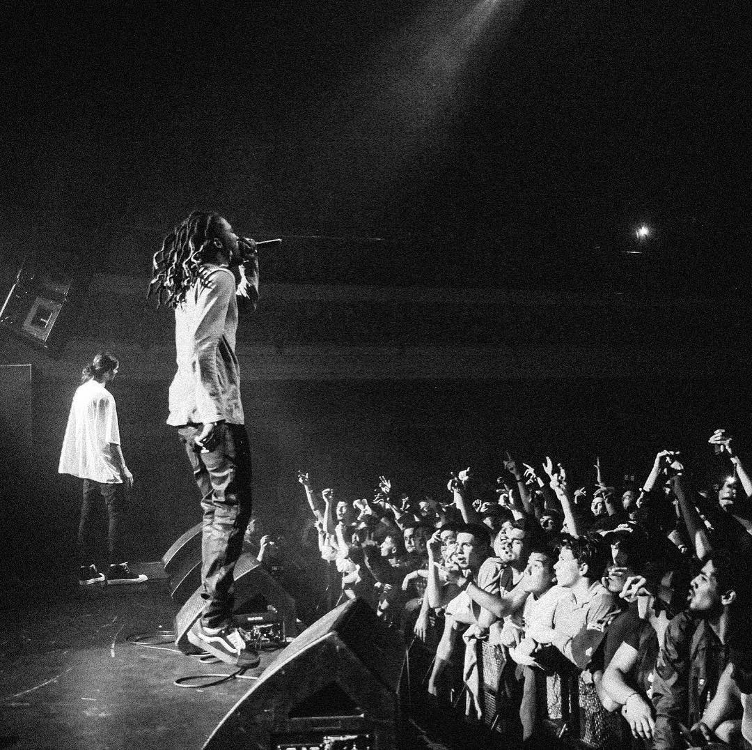 'Shark Boy' is coming... @kenshintravis talks his latest project & inspo
