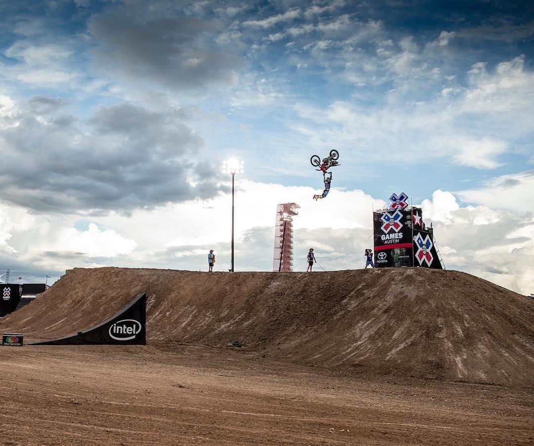#XGames Moto X Qualifier • Sat., Oct. 15 • Sam Boyd Stadium • Las Vegas, Nevada • Best Whip and Freestyle (
