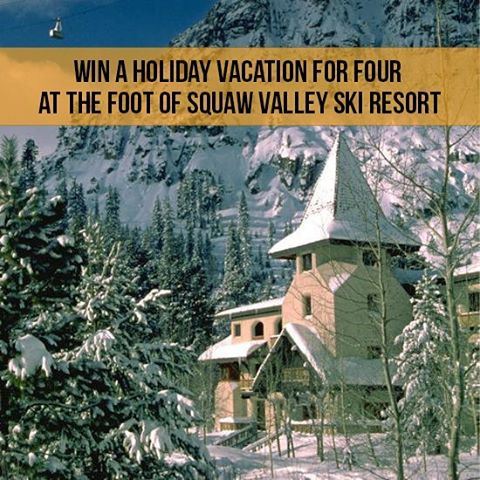 Click the link in our bio and become a fundraiser and you can win the opportunity to take your family and friends on a holiday getaway this December!