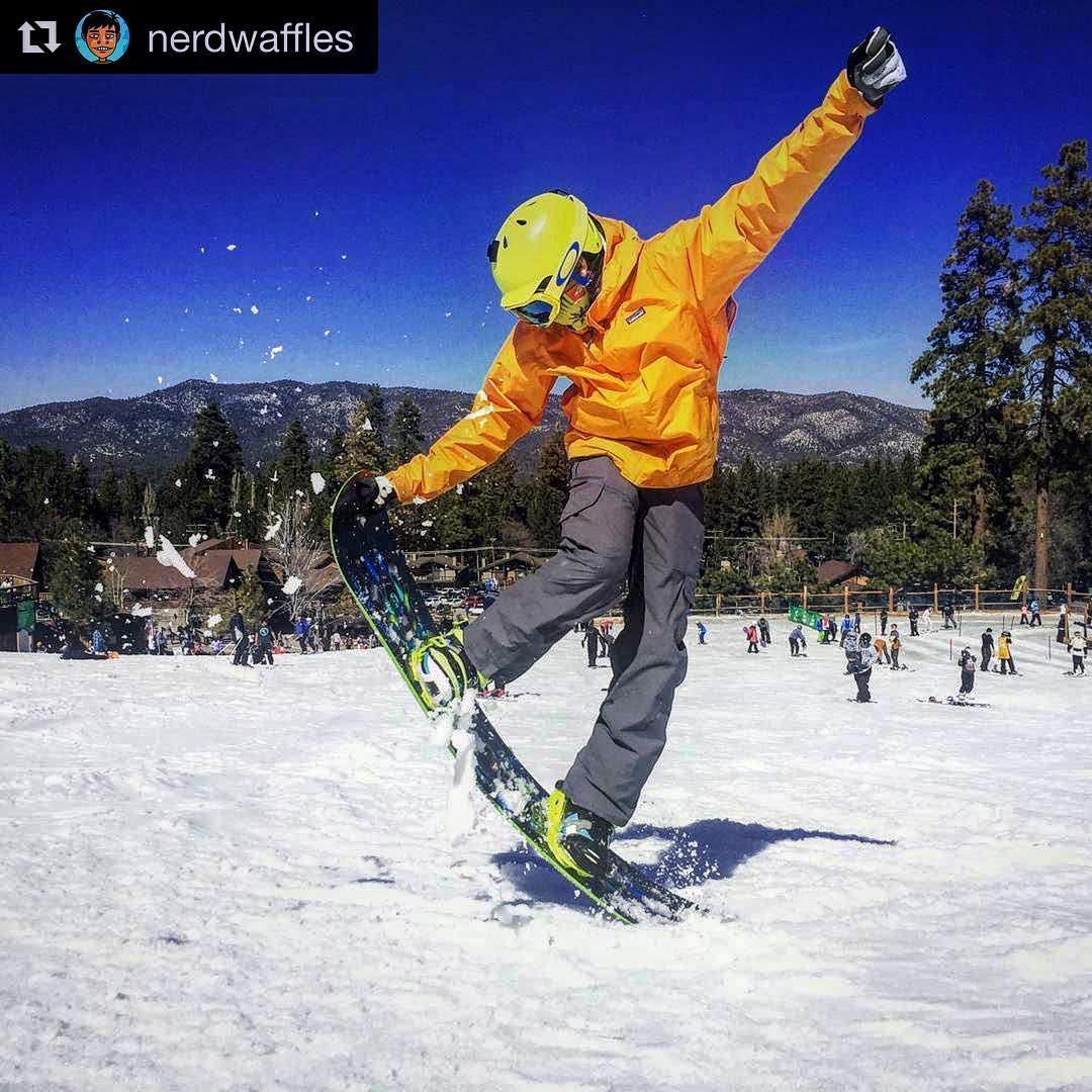 #snowboarding #tailblock #thrivesnowboards #renegade #Repost @nerdwaffles