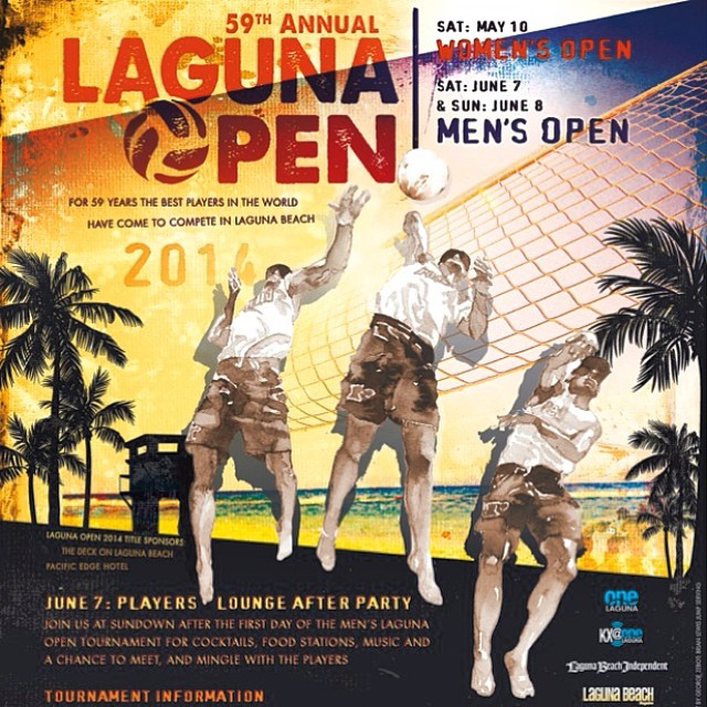 Cuipo water is proud to sponsor the 2014 Laguna open of Volleyball. Please join us June 8th and 9th. #volleyball #cuipowater