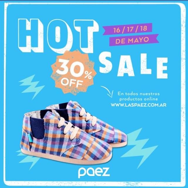 Countdown final para #hotsale en toda la Argentina 16-17-18 mayo!! Get online, get ready!!!