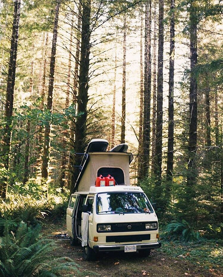 #VANLIFE Hoping that you're planning a #radparks weekend, fellow wanderers. We're digging your travel style, @themackenzielife #findyourpark #nps #livefolk