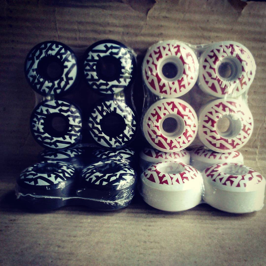 Ruedas Skate Rebel 52mm