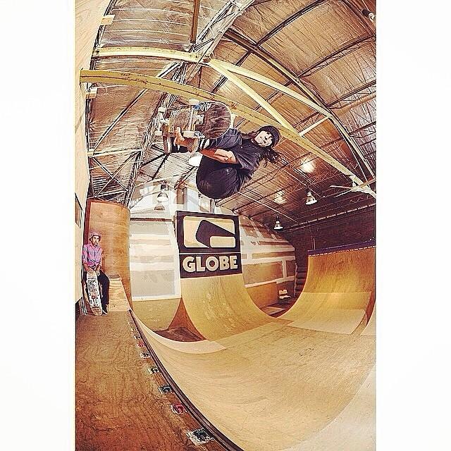 Tony Trujillo (aka TNT) en Australia by @bencolen #vansskate #skate