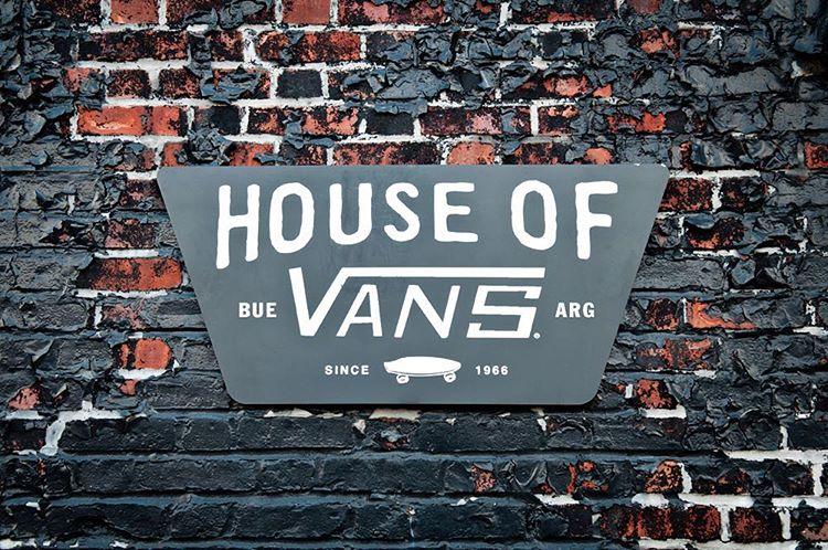 House of Vans: ese lugar donde conviven la música, el arte, el fashion y los deportes de acción. Muy pronto en Buenos Aires. ¿La querés conocer?
