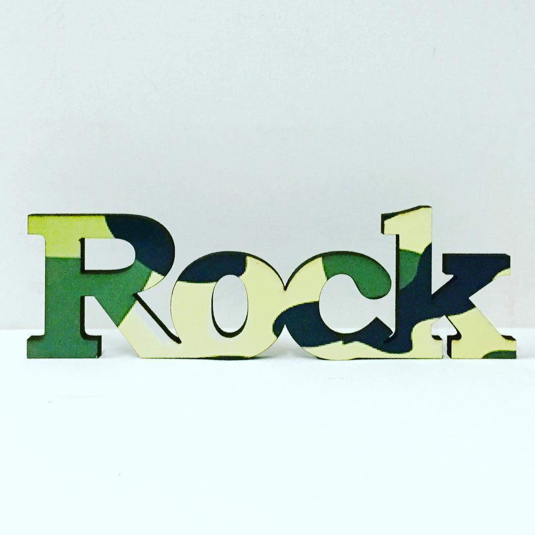 #rock #camuflado #desing #diseño #deco #decor #decoration #decoracion #adornos #gorsh