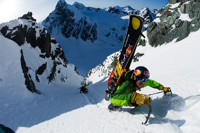 Join us tonight for @spyderactive Fridays with Chris Davenport aka @steepskiing ! The event starts at 9 and there's more info on our Fbook page. . . . #icon #skiing #mountains #colorado #boulder #snowboarding #snow #instagood #photo #dogood #volunteer...