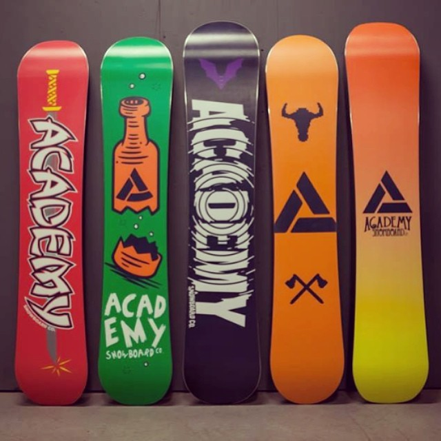 Check the base graphics of our 14/15 board line up!  Some might look familiar!! From left to right- #propaganda #propa-camba #tempo #team #rhythm