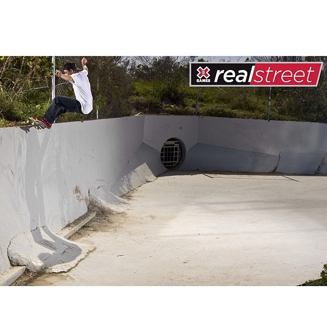 #RealStreet is LIVE. Who is taking home X Games GOLD? Head to XGames.com to watch all 16 videos and vote! Photo: Blabac