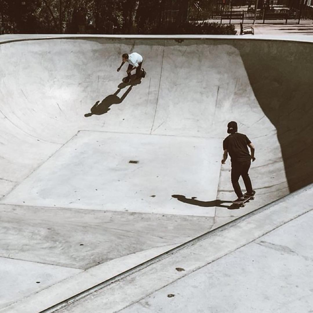 Hope you're able to go skate this weekend.