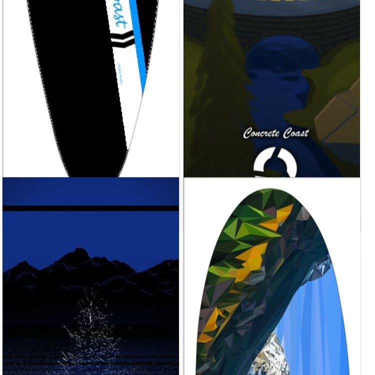Our limited edition board design contest is live!  Click the link in our profile to vote for your favorites or submit an entry.  Good luck!