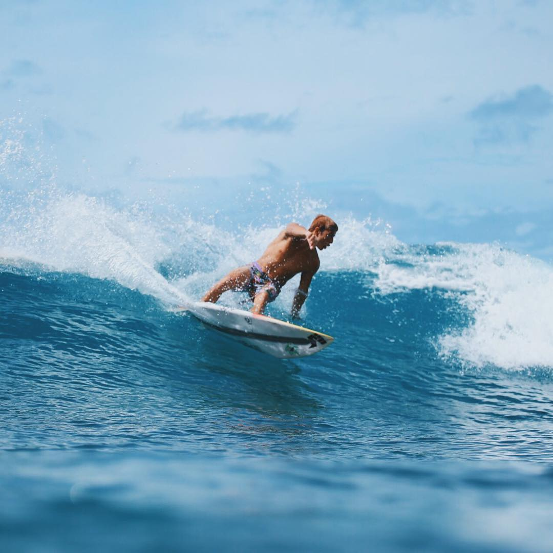 Starting the weekend off right with Team Rider @sheldoggydoor #inspiredboardshorts