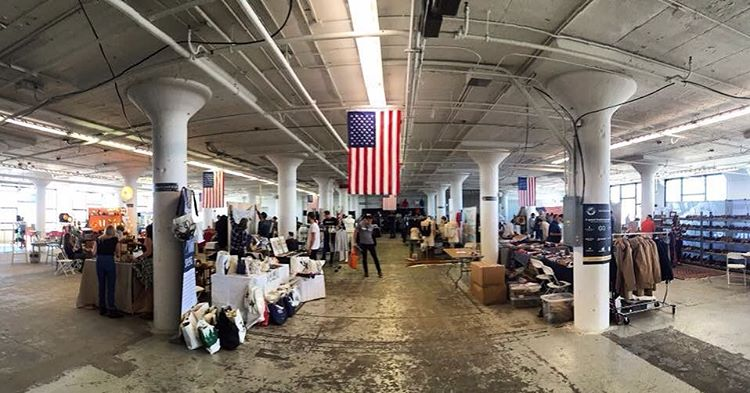Hey #Boston, come check us out at #AmericanField today at the Innovation and Design Building. Tons of awesome made in USA gear including yours truly. Check out @americanfield for more info!