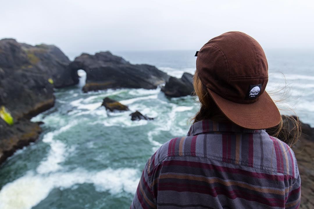 We'll take the grey days too. ☁️ Photo by #Flowfold ambassador @jessemayphoto