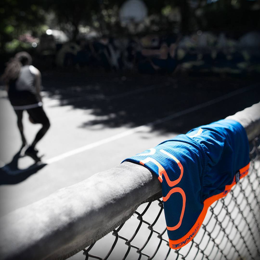 Sweat all you want- our fast drying MyDry™ Technology fabric wicks away moisture, keeping you cool and dry for any activity. #MyPakage #performanceiseverything #PermissionToPlay #itjustfits