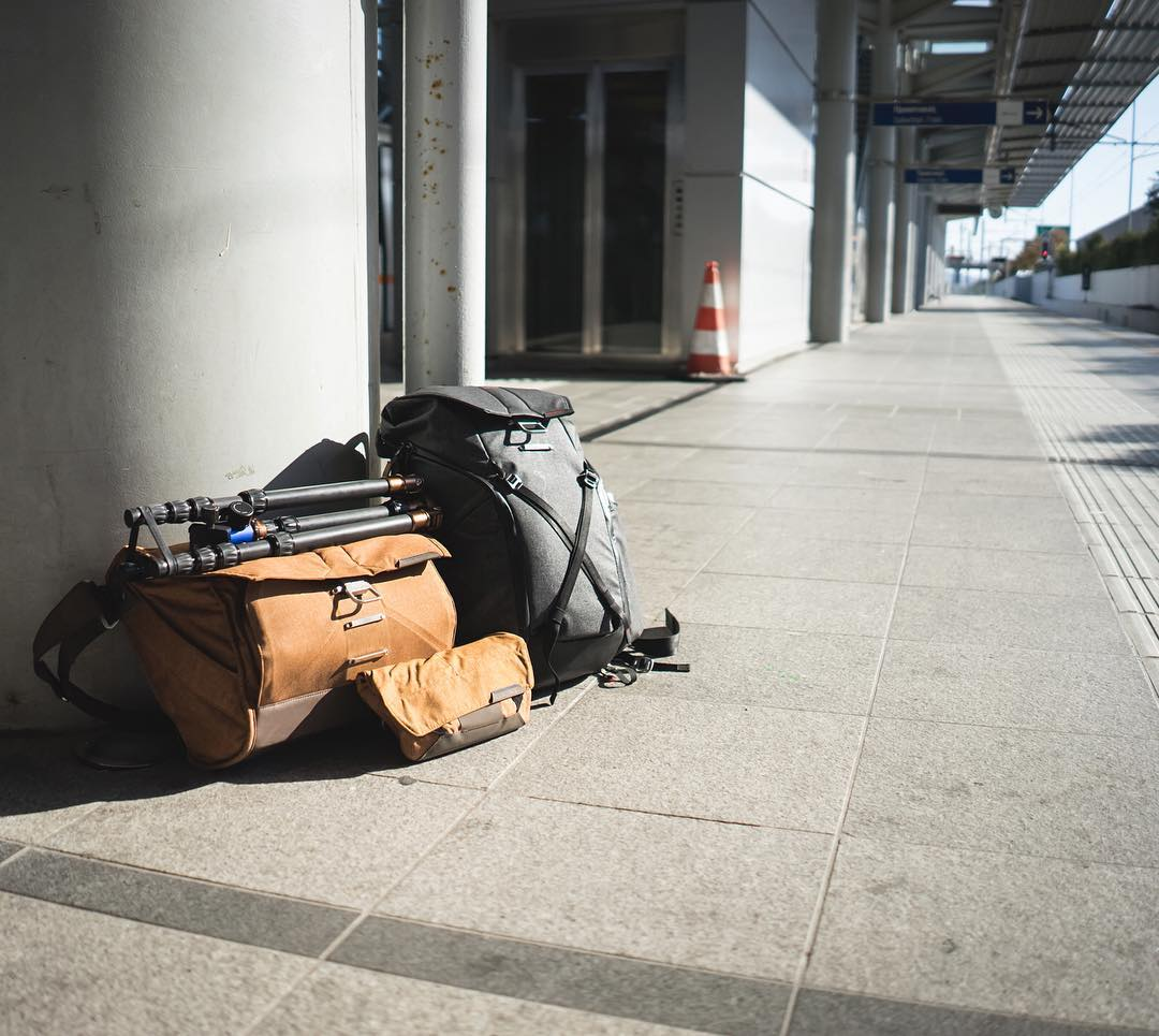 Have a gnarly commute you make for work? Everyday Bags from Peak Design want to come along. #findyourpeak