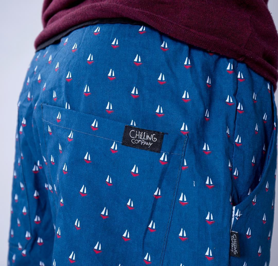 Nuevo pantalón. ⛵️