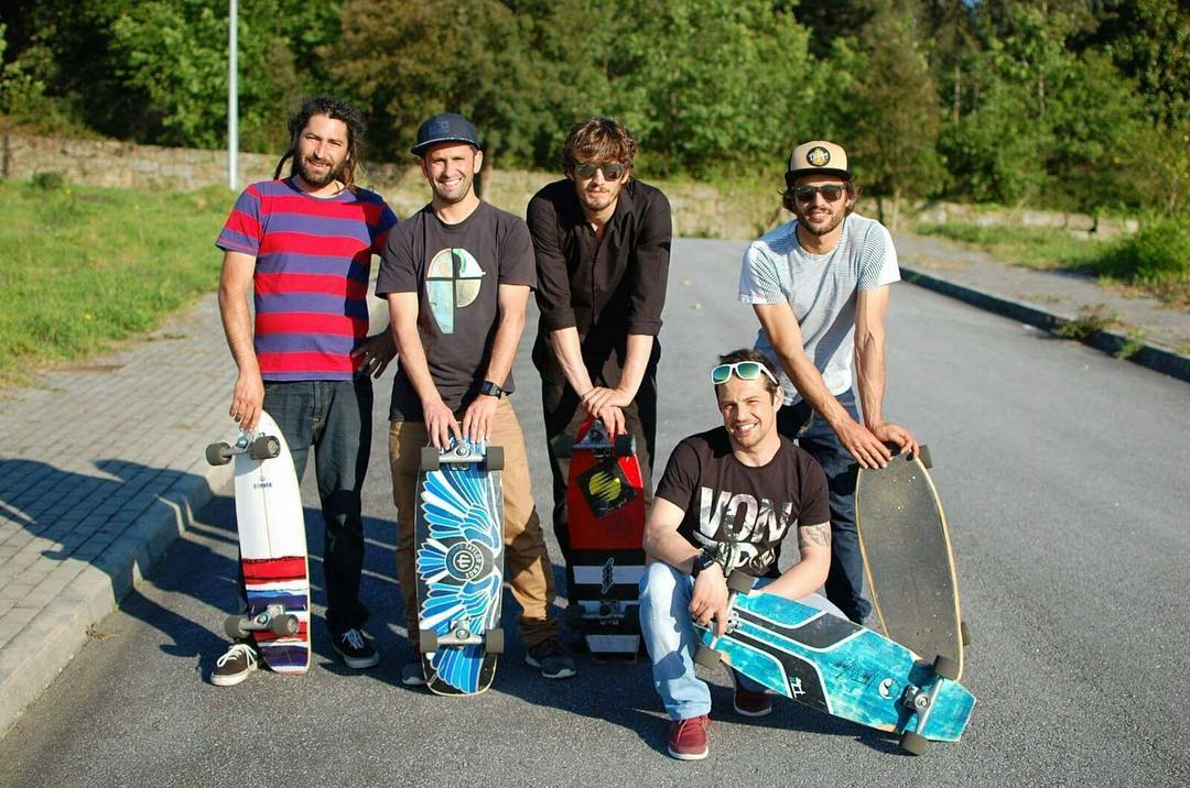 #Carver #stoke #posse #skateboards @fredericorca