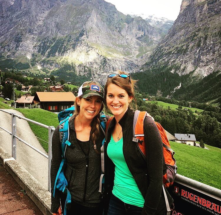 Shout out to @megan_e_foster Given'r in #switzerland !!! #giverjh #travel #explore #osprey #grindenwald #sistalove #lifestyle