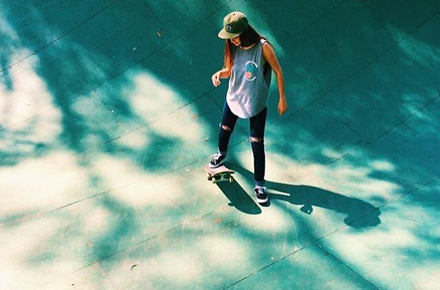 skate time @agustinadibenedetto