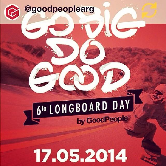 RG @goodpeoplearg: 6to #LongboardDay #Longboard #GoodPeople #GoodPeople #Friends #Board #Ride #Rider #regramapp