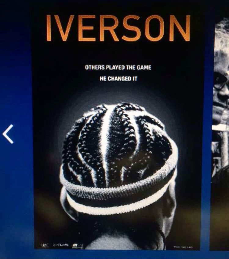 Watched this great documentary on Allen Iverson yesterday on my flight back to the US. I really enjoyed watching The Answer play ball - he played with so much style and full commitment. Highly recommend this doc. #Iverson #TheAnswer #gamechanger...