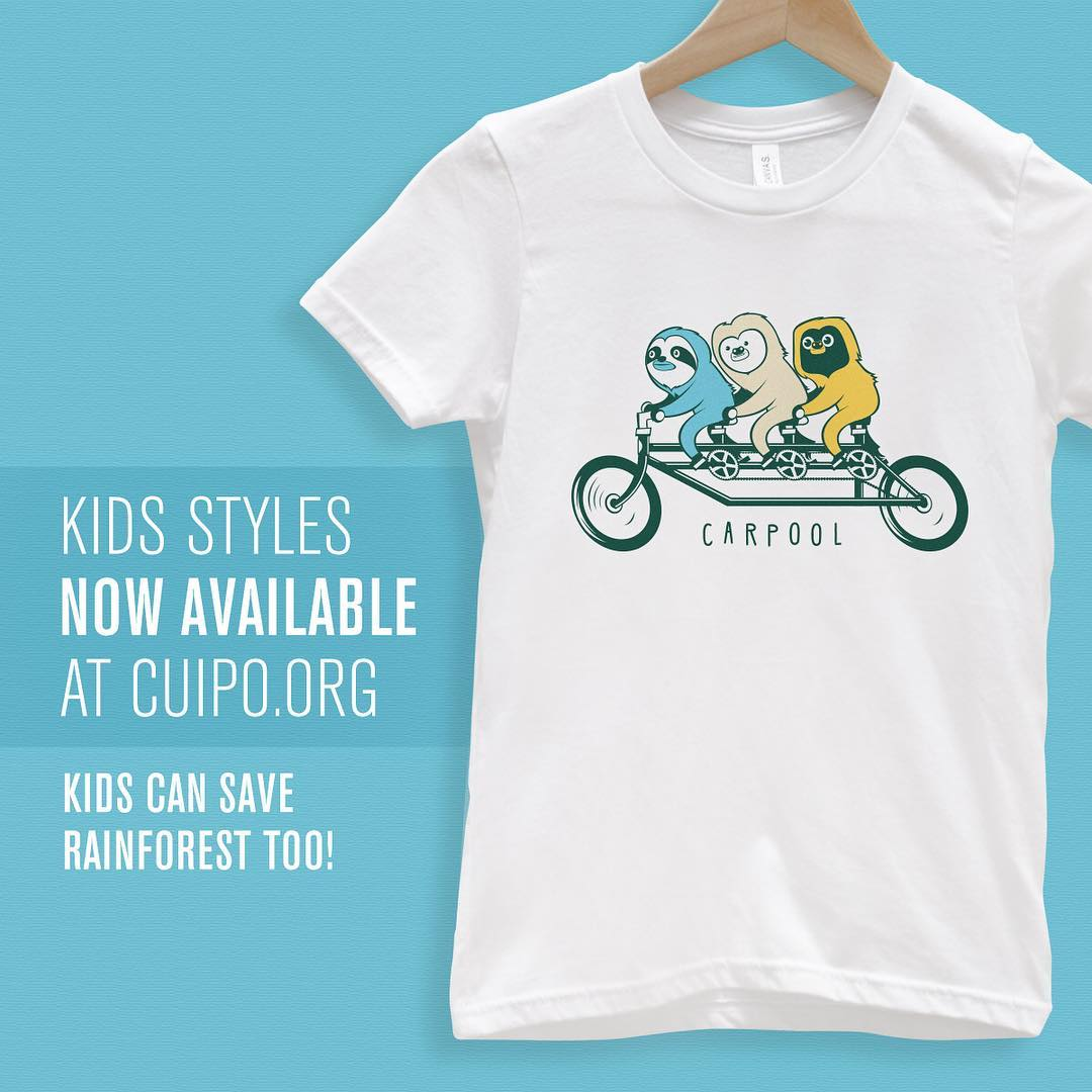 Have you checked our brand new line? #CuipoRoots is now available in a variety of youth sizes for boys and girls