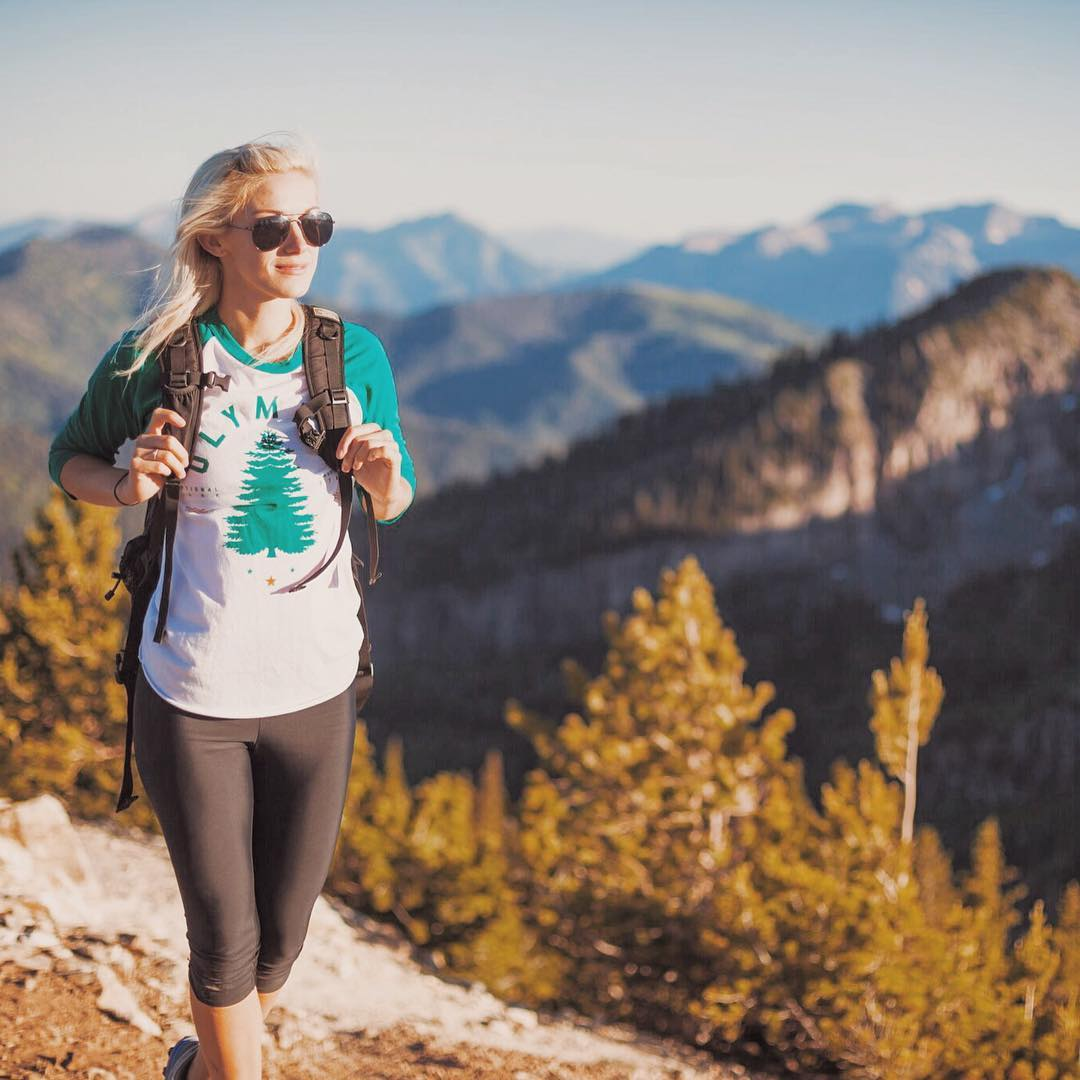 This isn't technically a national park, but it is my home grounds of Salt Lake City! And it's just as beautiful as any National park. My hike group and I took in some sunset scenery that night on Sunset Peak. I wish all nights were this way!  PC:...