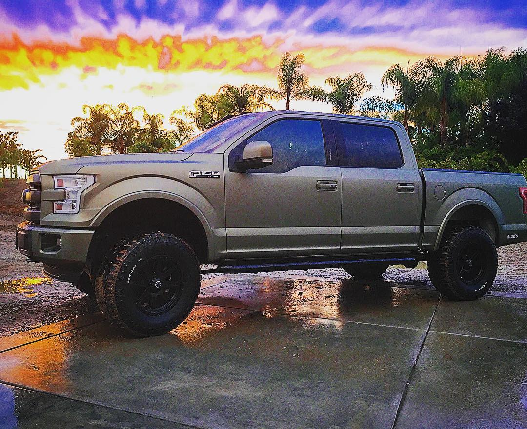 Oh noooo the #Ford F150 is on point! Thx to @alliancevisuals for wrapping it