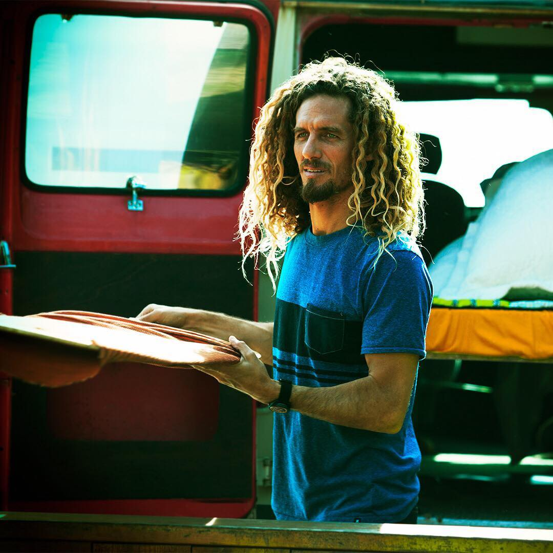 High fives to @rob_machado and his team for winning last week's #SurfAidCupMalibu. Rob and Co. helped to raise more than $125,000 for @surfaid, with funds contributing to mother and child health programs in remote areas of Indonesia.