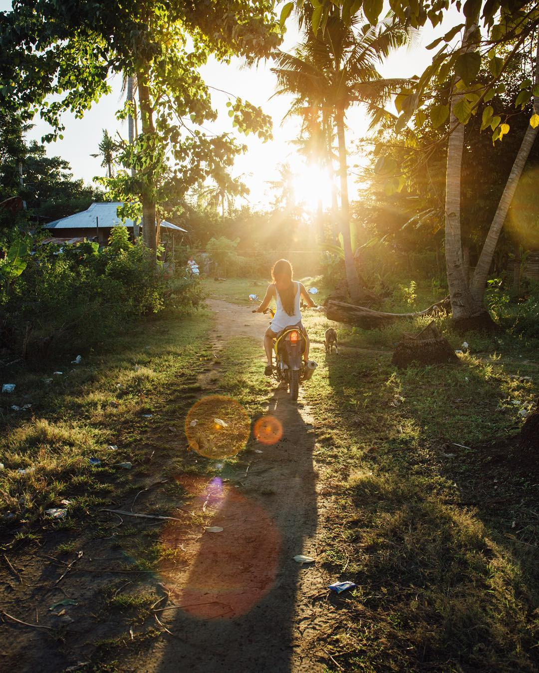 Missing the #ThePhilippinesProject and its golden sunsets a little extra today. The good news is, @chelseakauai will be joining us for our next #DoGood project and you can too!  We're giving away an all-expenses paid trip to join us, Chelsea +...