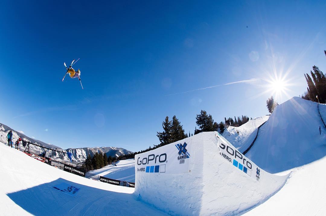 Six Ski disciplines will be contested at #XGames Aspen in 2017! • Men's SuperPipe • Women's SuperPipe • Men's Slopestyle • Women's Slopestyle • Men's Big Air • Women's Big Air (
