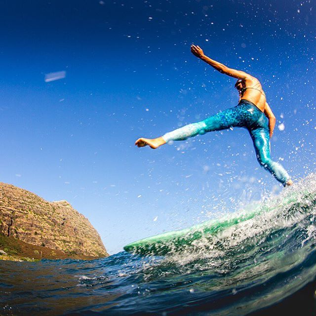 ENDLESS SUMMER  @emi_erickson has no worries about Fall, her Summer vibes are endless. #surfalldaydanceallnight #endlesssummer #wcw #lastdayofsummer #womancrushwednesday #surf #summervibes #okiinolife #OKIINO