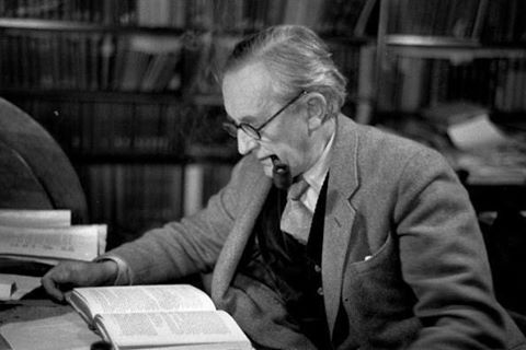 """A pen is to me as a beak is to a hen."" ­ J. R. R. Tolkien 