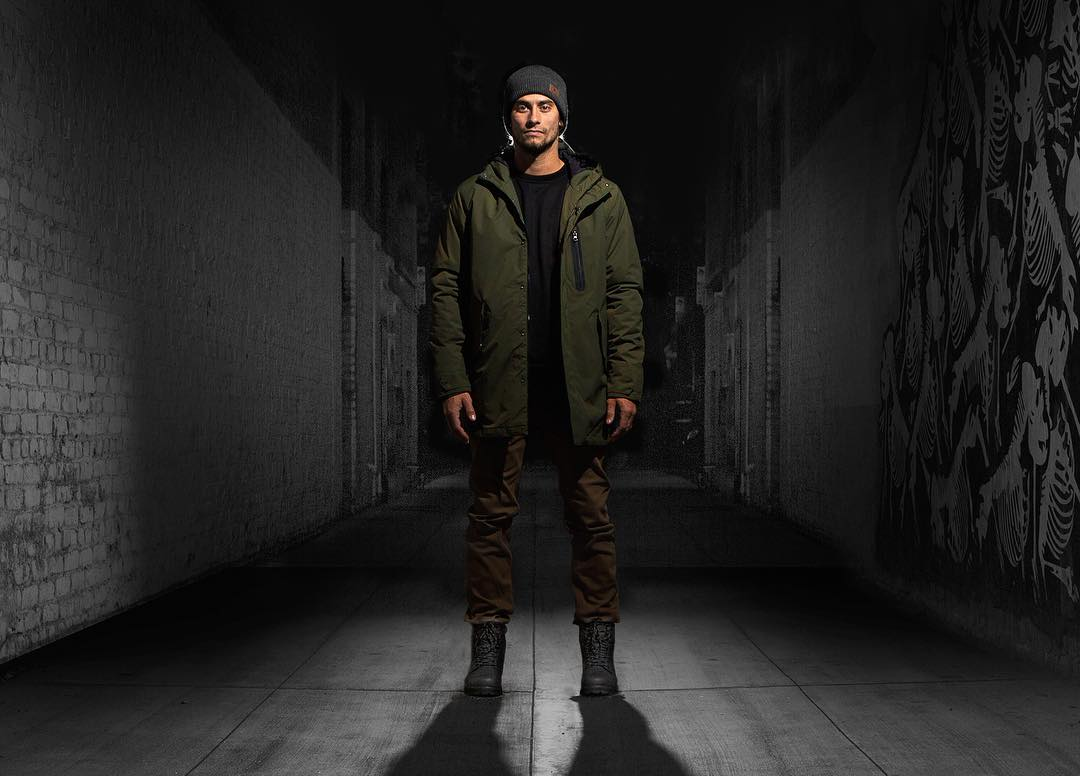 The new Militant Collection combines DC's authentic streetwear styles with military design esthectics. Check out the collection featuring the Grasmere parka, Lynx Lite R, Uncas lace up boot and more now at: dcshoes.com/militantcollection. #DCShoes
