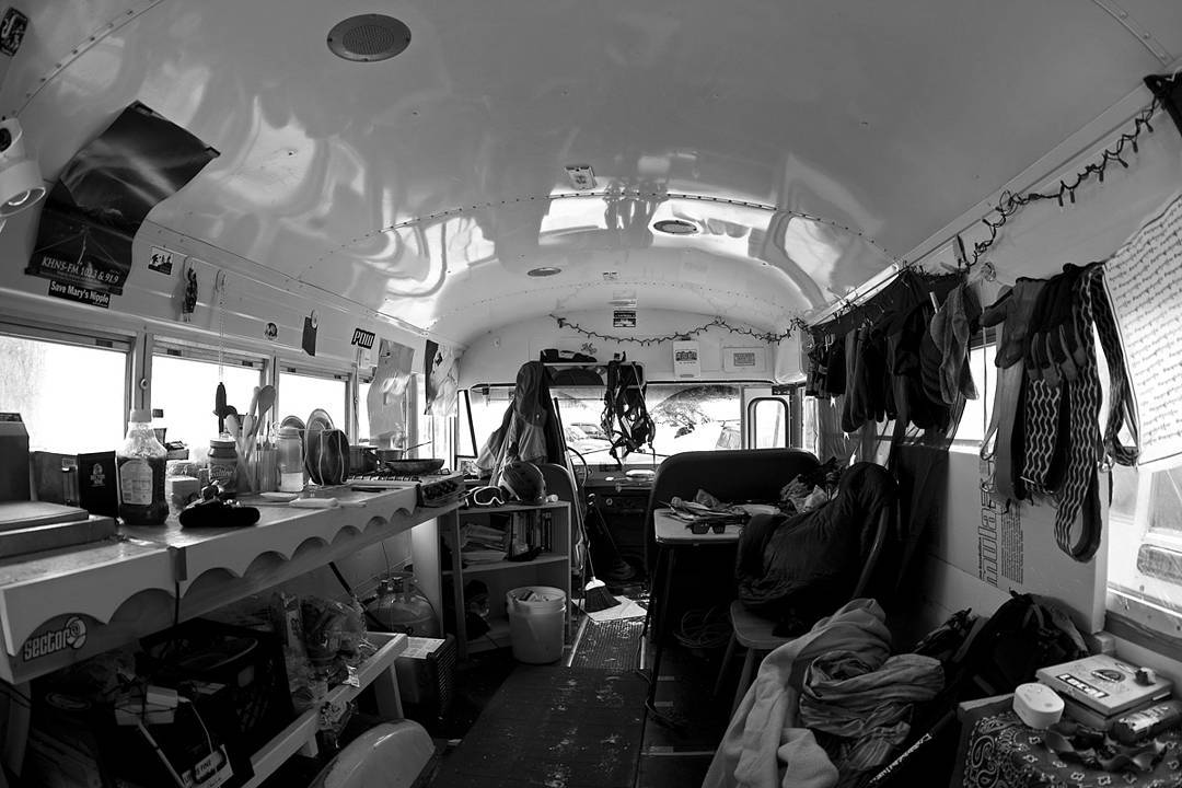 Buslife, Roadlife, Vanlife, whatever you want to call it, it's about the search. Throwback here to the early road exploration c. 2005 along the Powder Road, north to Alaska. The culmination was a first-of-its kind coffee table book, The Powder Road,...